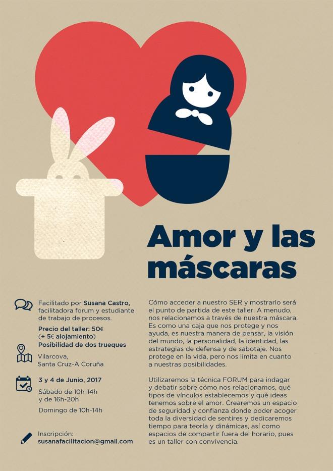 Amor y mascaras