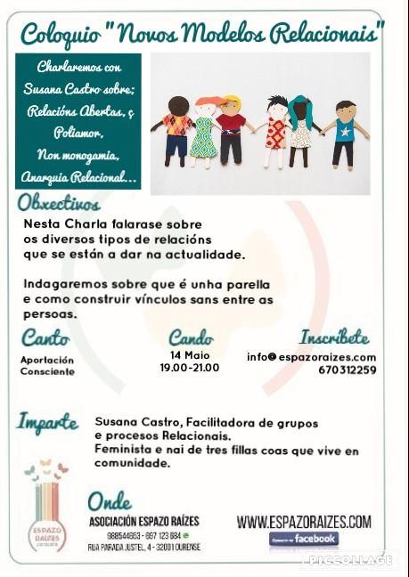cartel charla